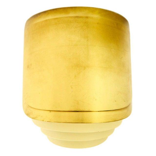 Gold Warren Platner Custom Wall Sconce For Sale - Image 8 of 8