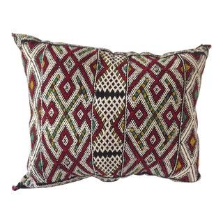 Vintage Moroccan Pillow Sham