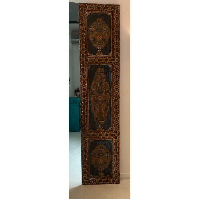 Moroccan Geometric Pattern Single Panel For Sale - Image 11 of 11