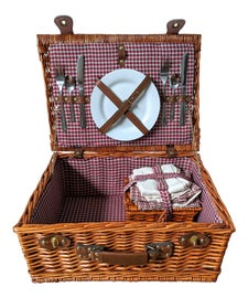 Image of Shabby Chic Baskets