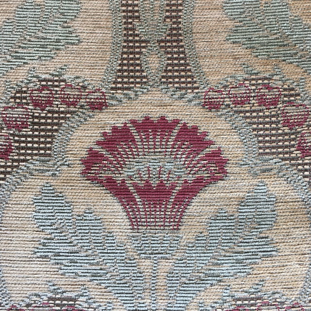 Textile Drexel Heritage Accent Chair For Sale - Image 7 of 11