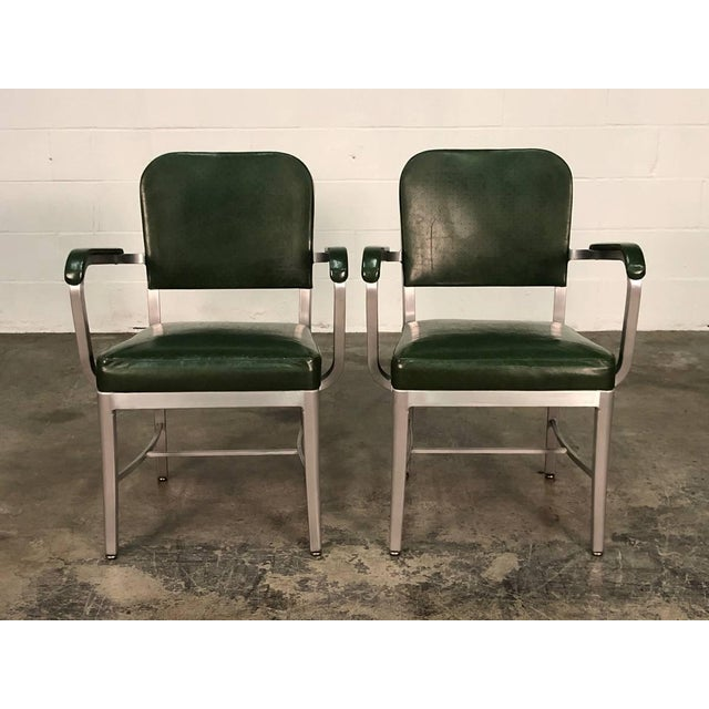 Mid-Century Industrial Office Chair by Cole-Steel ~ a Pair For Sale - Image 9 of 10