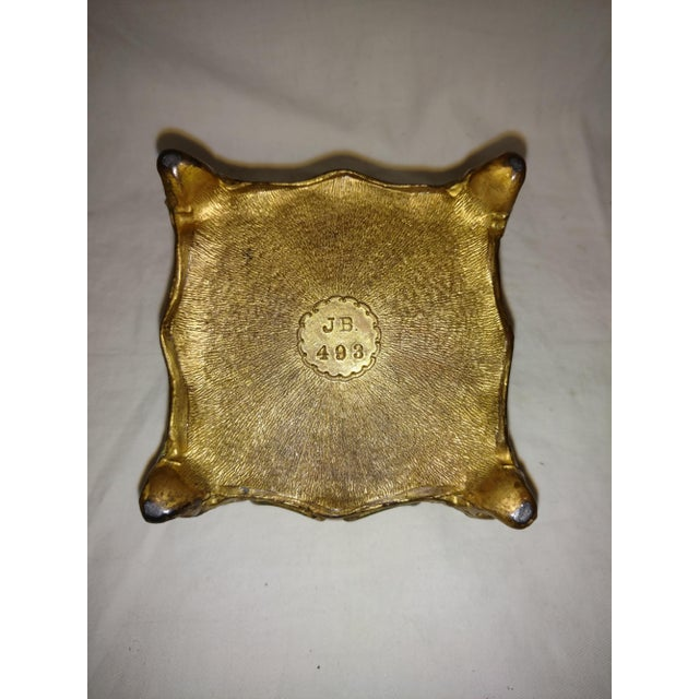 Antique Art Nouveau Jennings Brothers Jewelry Casket For Sale - Image 5 of 7