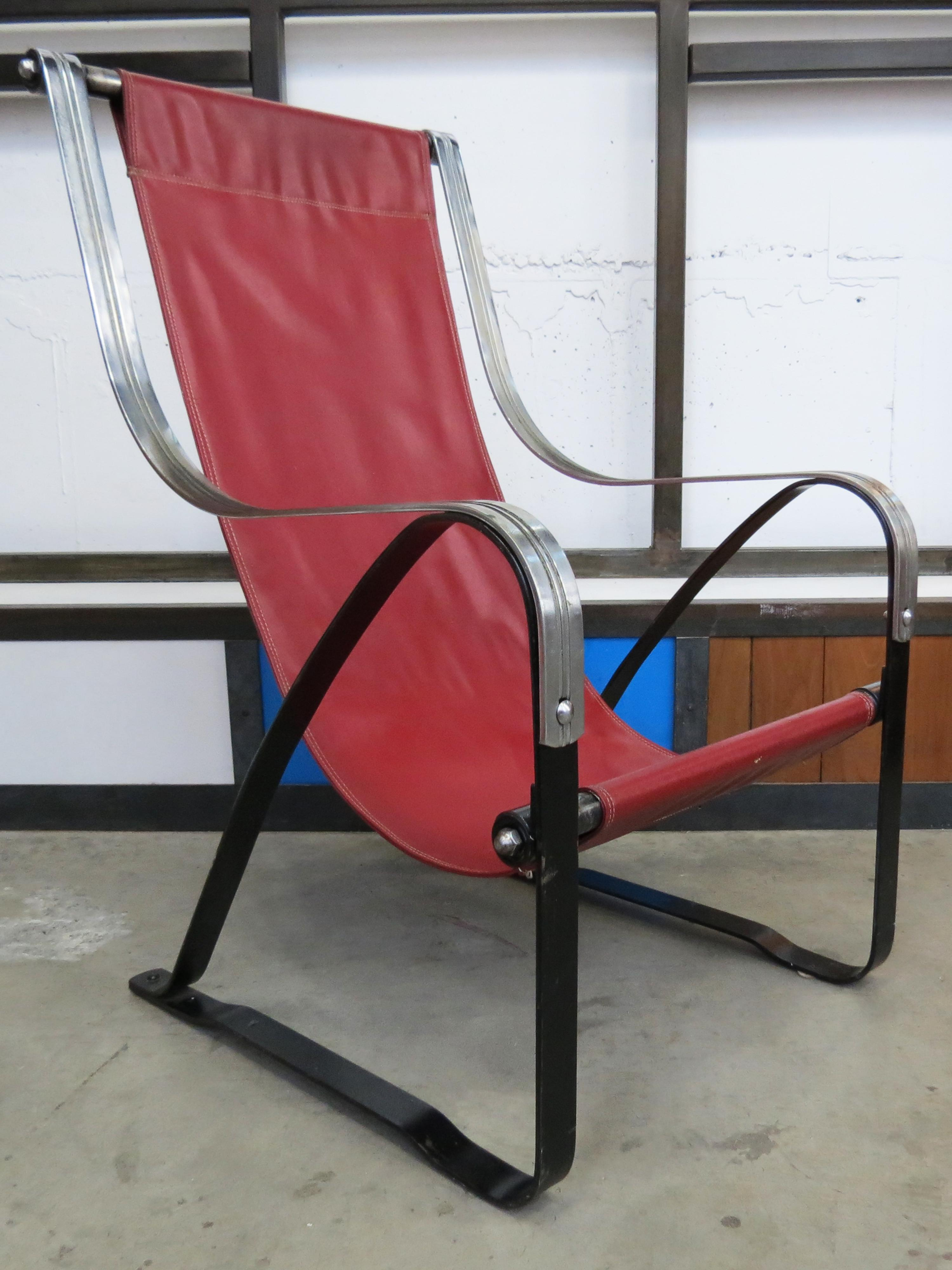 Beau McKay Furniture Corp. McKay Furniture Corp. Vintage Art Deco Lounge Chairs    A Pair