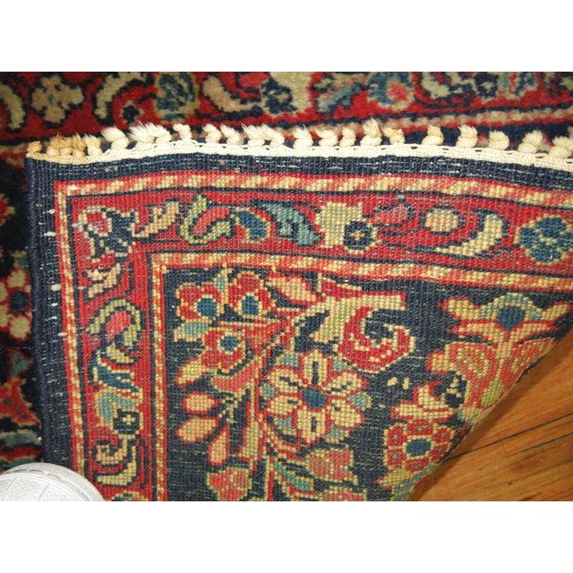 Vintage Persian Rug - 1'7'' x 2'6'' - Image 4 of 4