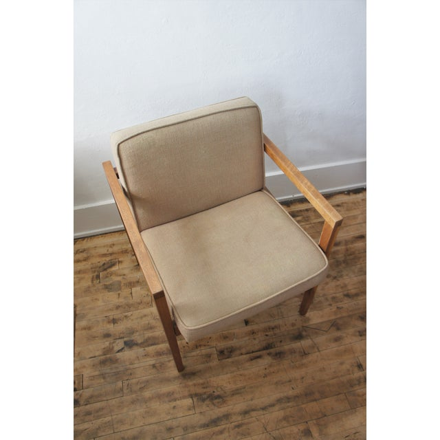 1960s 1960s Vintage George Nelson Lounge Chair For Sale - Image 5 of 13