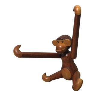 Vintage Kay Bojesen Monkey For Sale