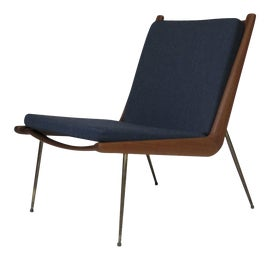 Image of Blue Lounge Chairs