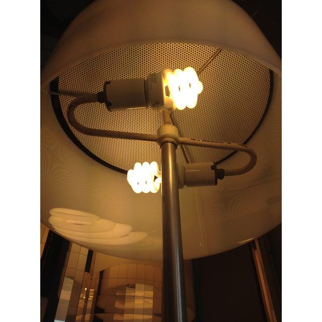 Paul Mayen Table Lamp With White Acrylic Shade - Image 6 of 6