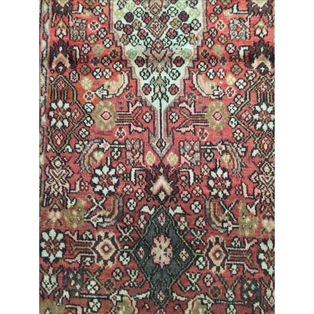 Hamadan Persian Rug - 2′11″ × 9′5″ - Image 6 of 8