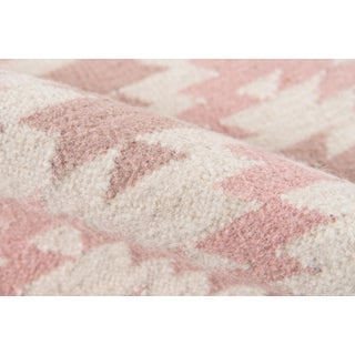 "Erin Gates Thompson Newbury Pink Hand Woven Wool Area Rug 7'6"" X 9'6"" Preview"