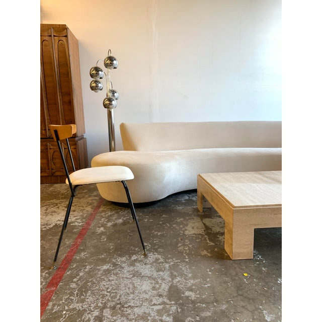 2010s Mid Century Style Cloud Sofa For Sale - Image 5 of 13