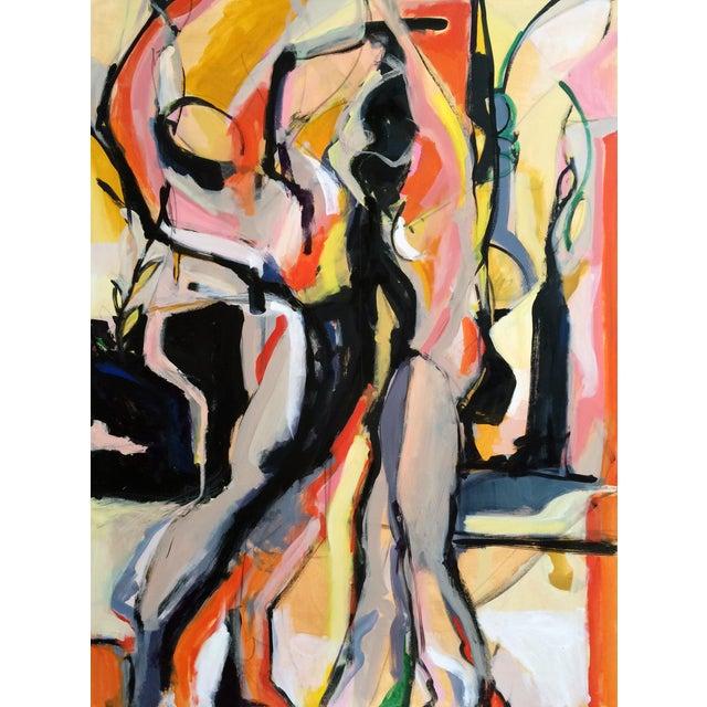 The Dance II, Diptych - Painting by Heidi Lanino - Image 1 of 2