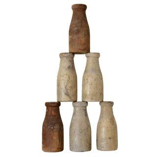 Carnival Milk Bottles - Set of 6