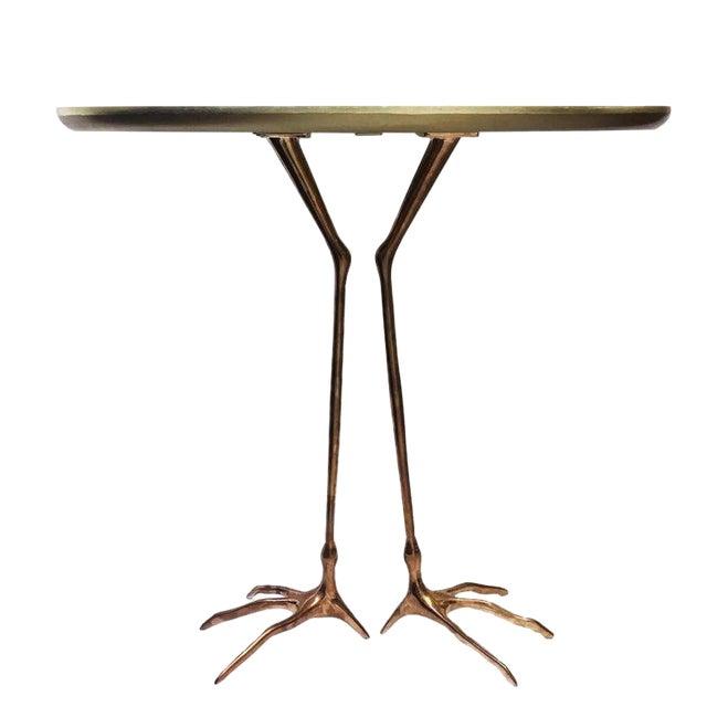 """""""Traccia""""Table by Meret Oppenheim for Simon Collezione, Circa 1970's For Sale"""