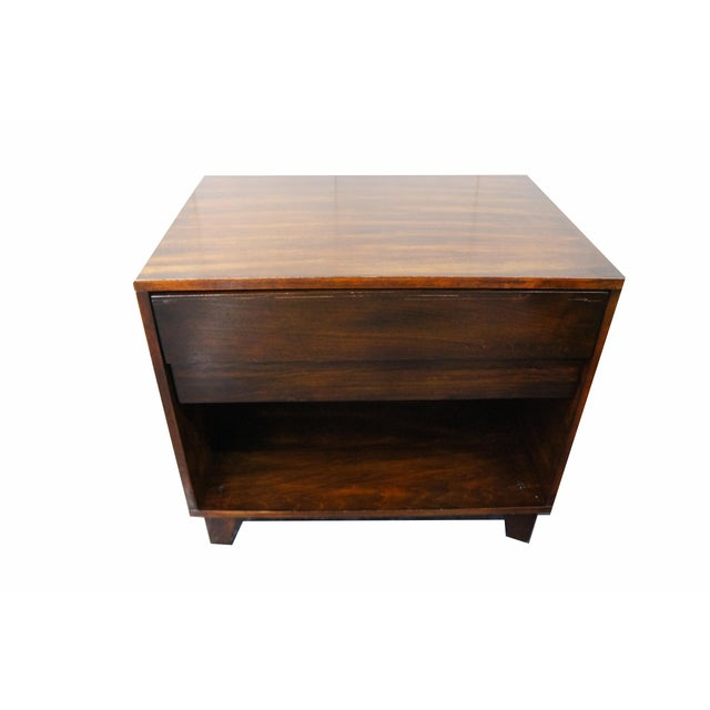 Mid-Century Modern Nightstands- A Pair - Image 8 of 9