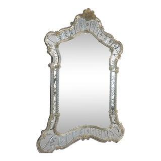 Murano Venini Mirror