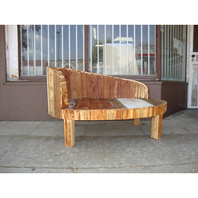 Hand-Made Lounge Chair For Sale - Image 13 of 13