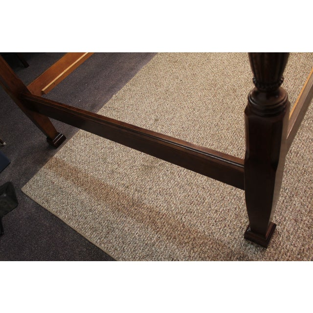 Traditional 4 Post. Plantation/Rice Queen Bedframe - Image 9 of 11