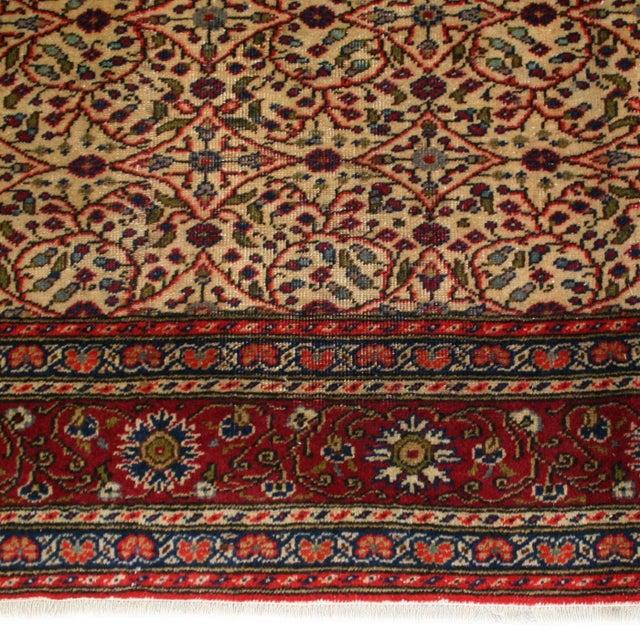 VintageTurkish Kayseri Rug - 8′6″ × 11′9″ - Image 2 of 6