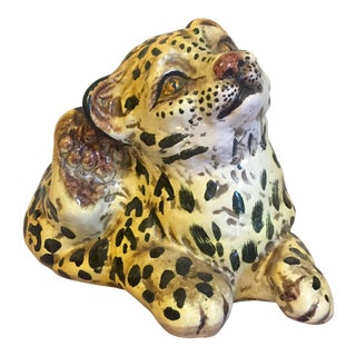 Italian Cheetah Figure