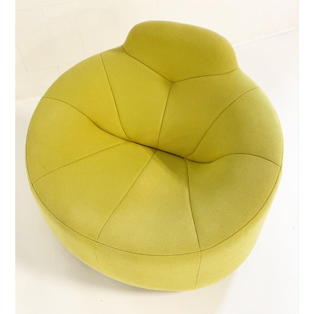 Late 20th Century Pierre Paulin Pumpkin Armchair For Sale - Image 5 of 11