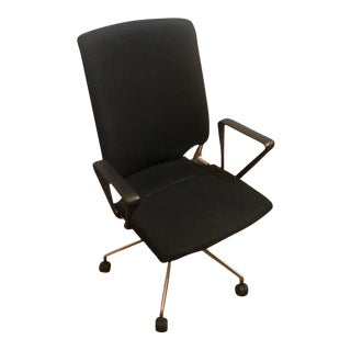 Vitra Meda Black Office Chair For Sale