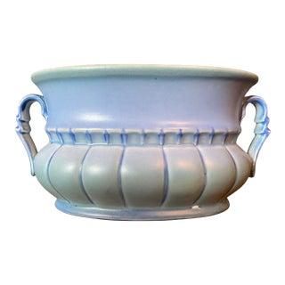 1930s Art Deco Stangl Oval Artware Bowl For Sale