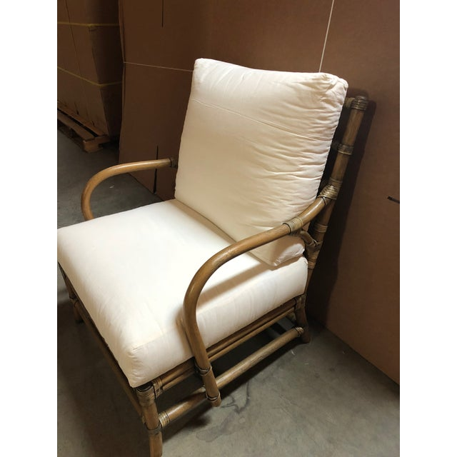 2010s Contemporary Selamat Designs Tan Ava Lounge Chairs - A Pair For Sale - Image 5 of 13