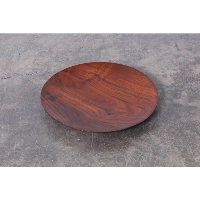 Mid-Century Modern Monumental Charger by Bob Stocksdale For Sale - Image 3 of 10