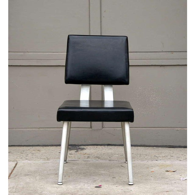 Pair of Vintage Gf GoodForm Aluminum Task Chairs For Sale - Image 10 of 10