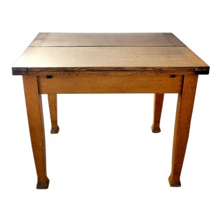 20th Century Early American Pub Table For Sale