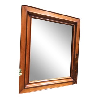 Stickley Rectangular Wall Mirror For Sale