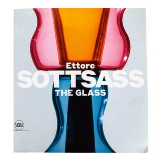 Ettore Sottsass: The Glass, 2018 Paperback For Sale