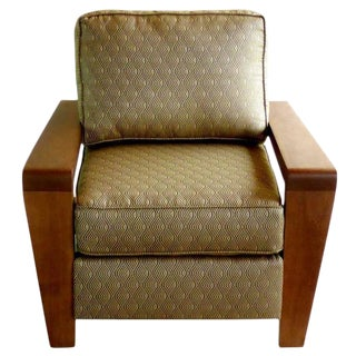 Jackson Lounge Chair by Thayer Coggin For Sale