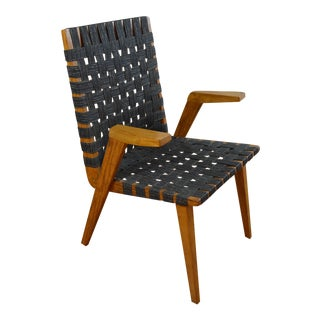 Early Mid Century Chair in the Style of Jens Risom & Mel Smilow For Sale