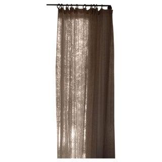 Custom Drapery Panel - Pair For Sale