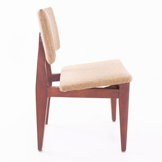 George Nelson for Herman Miller Mid Century Walnut Dining Desk Chair Preview