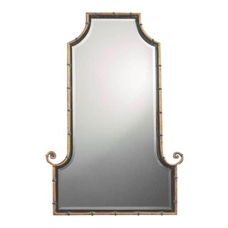 Pagoda Style Mirror For Sale