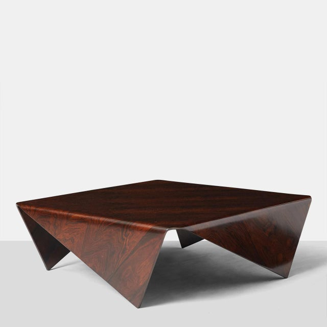Andorinha Table by Jorge Zalszupin For Sale In San Francisco - Image 6 of 6