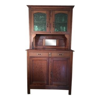 Victorian DIning Room Hutch For Sale