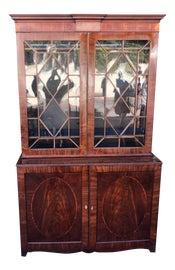 Image of Mahogany Secretary Desks