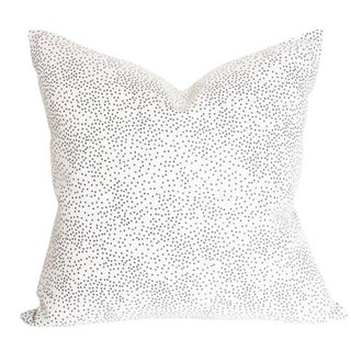 Lee Jofa Confetti Cream Pillow Cover For Sale
