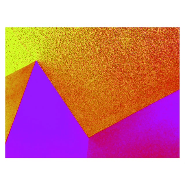 Abstract Abstract Suga Lane Untitled 9-3844 Limited Edition Print For Sale - Image 3 of 3