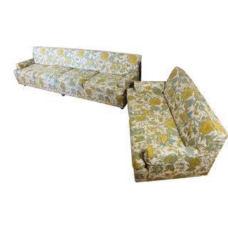 Mid-Century Kroehler Avant Designs Sofas - A Pair