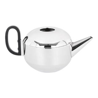Tom Dixon Form Teapot Stainless Steel For Sale