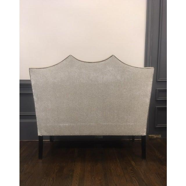 Transitional Custom Made Designer Bench For Sale In Atlanta - Image 6 of 9