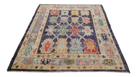Image of Electric Yellow Traditional Handmade Rugs