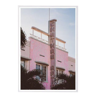 """""""Pink Chatham"""" Unframed Photographic Print For Sale"""
