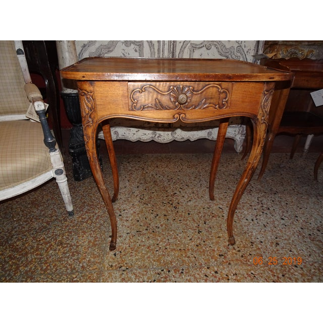 Louis XV Epoch Side Table For Sale - Image 11 of 11
